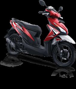 Honda Vario 110 eSP 2017 Warna Merah