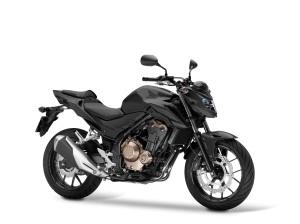 Honda CB500F Gun Powder Black