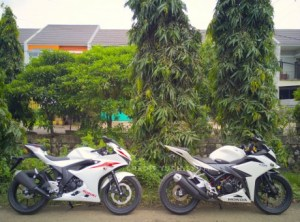 Suzuki GSX-R150 vs Honda CBR150R