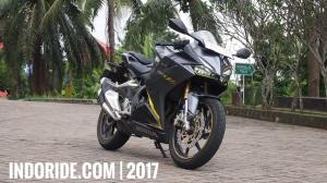 Honda CBR250RR Grey Non ABS