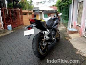 Honda CBR250RR Non ABS Grey