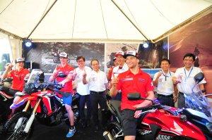 PT. AHM luncurkan Honda New CB500X nih!