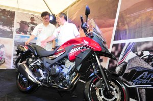 Honda New CB500X