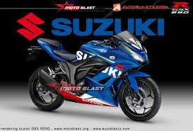 Info Motor Baru Suzuki Yang Hadir Di Tahun 2018 Gsx R250 2 Silinder
