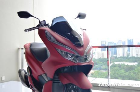Honda All New PCX 150 Lokal 2018 versi CBS