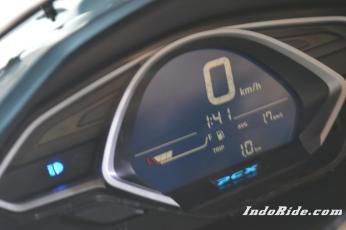 Speedometernya full digital