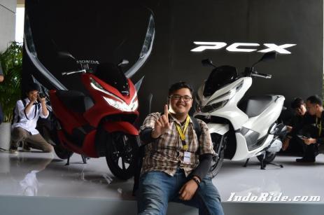 PCX150 Lokal 2018, kapan kebeli